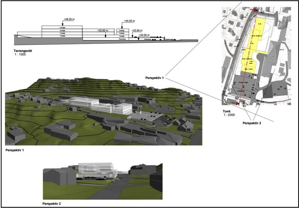 bilde av nytt sykehus