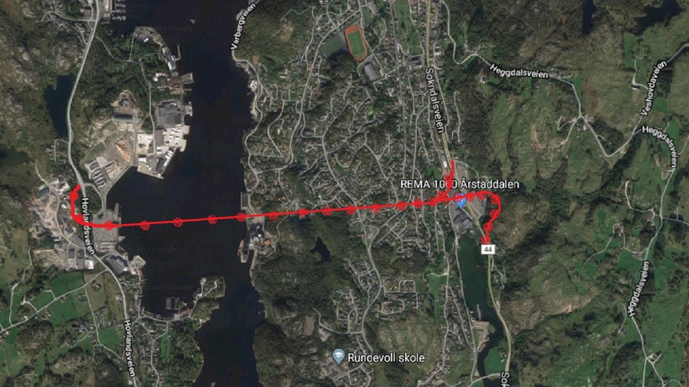 Kart tunnel
